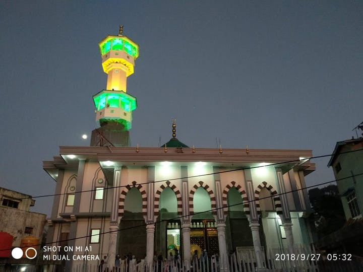 Sharing Happiness Wakaf Tanah Masyarakat Muslim Sumba Barat